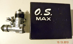 OS Max 15