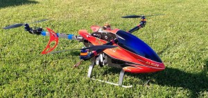 LeVine TriCopter