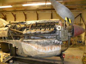 P40 Engine