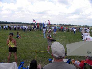 Veterans preparing for Vets Salute