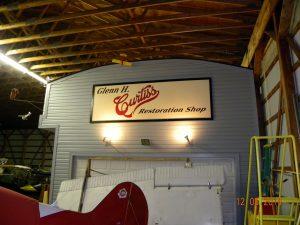 EAA Chapter 486 Restoration Shop