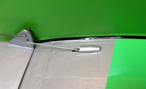 Jet engine pod fairing