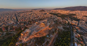 With a recorded history that spans around 3,400 years, Athens is one of the world's oldest cities,