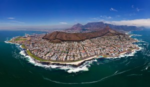 Cape Town is famous for its harbor, its natural setting in the Cape floral kingdom (a floristic region in South Africa), and for several well-known landmarks.