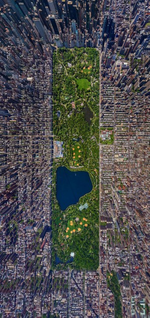 An urban park in New York City, Central Park provides many opportunities for entertainment, from sports and boating to performances and a zoo.