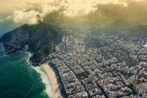Rio de Janeiro is a main cultural hub in Brazil and has architecture that dates back to the 16th century.