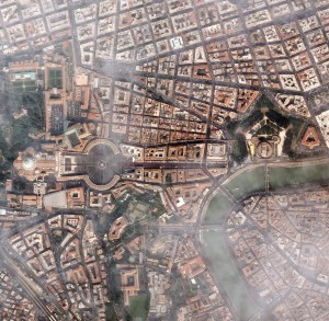 Vatican City is a walled enclave within Rome, ruled by the Bishop of Rome – the Pope.
