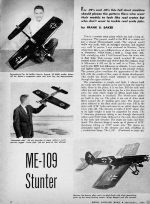 Frank-Baker-1955-ME-109