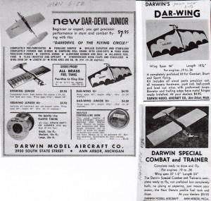 Darwin Advertisement
