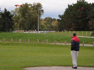 Jack Humphreys flies a Ringmaster in Toronto, Canada, 2010