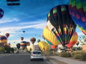 Neighborhood Balloon Launches!
