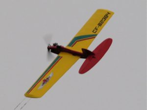 Maomi's Ringmaster flown by the Balsa Beavers in 2010