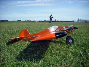 Gabriel Cismondi's Ringmaster flown in Buenos Aires, Argentina