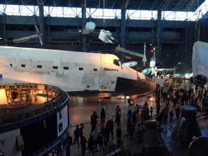 Space Shuttle Discovery!