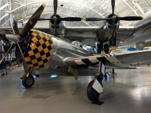 Up close and personal with one of my all-time favorites...the P47 Thunderbolt!