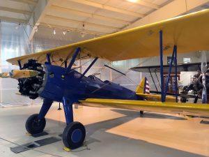 "1941 Stearman-Boeing A75N1 ""Kaydet"""