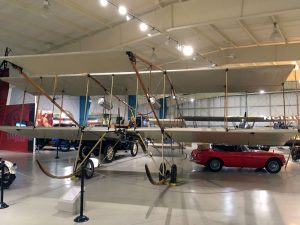 1910 Farman III (Representation)