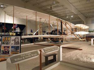 1903 Wright Kitty Hawk Flyer (replica)