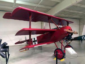 1917 Fokker Dr.I Triplane