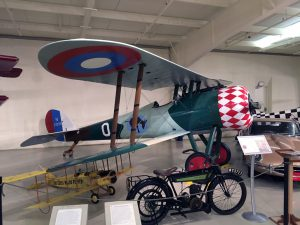1917 Nieuport 28 C.1