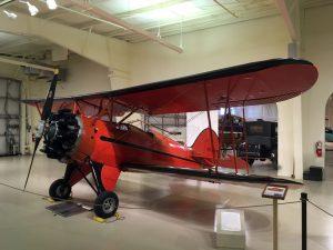 1933 Waco UBF-2
