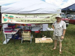 Mark Freeland with RetroRC.