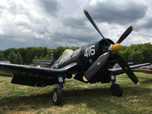 F4U4 Corsair 'Korean War Hero'