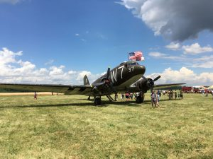 C-47 Dakota 'Whiskey 7'