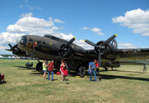 "B-17 '""The Movie"" Memphis Belle'"