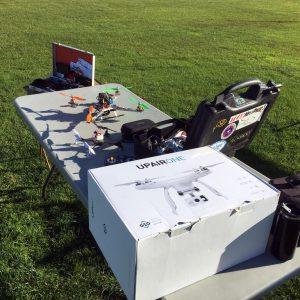 Racing Drones!