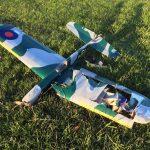 November 13th. maiden flight results